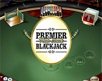 Premier High Streak Euro Blackjack Gold