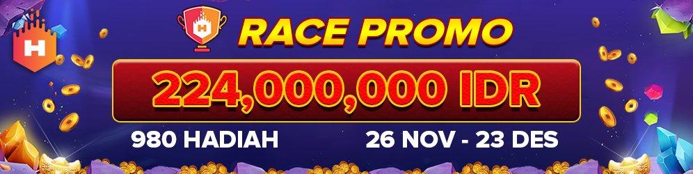 Habanero Race Promo NOV